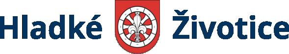 Obec Hladké Životice Logo